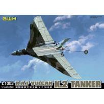 Great Wall Hobby - Model Kit - Raf Vulcan K2 Tanker Plane - 1:144 Scale - L1002