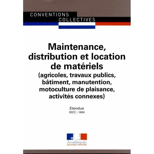 Documentation Francaise Maintenance Distribution Et Location De