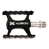Xpedo - Pédales Traverse 1 Xcf1AC 9/16' Vtt trekking noir