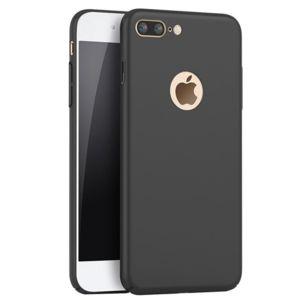 coque iphone 8 plus ultra slim noir