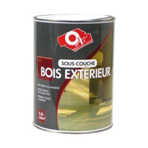Oxi   Peinture Sous Couche Bois Extérieur   2.5 L
