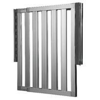 Lindam - BarriÈRE De Securite En Aluminum 66 Cm - 101 Cm
