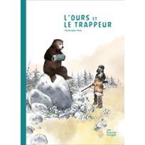 Les Fourmis Rouges - l'ours et le trappeur