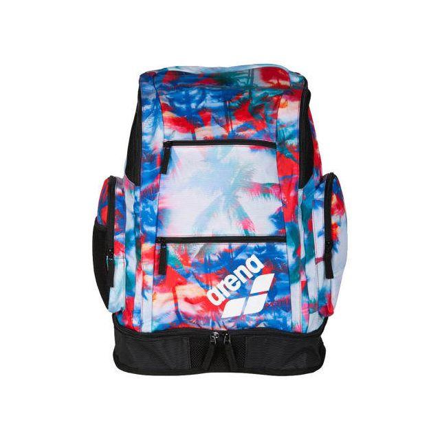 Arena - Sac à dos de natation Spiky 2 Large BackPack Ao rouge bleu  Multicolour - pas cher Achat   Vente Sacs de piscine - RueDuCommerce 0d586d804d74
