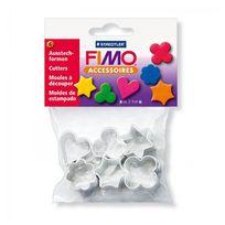 Dtm Loisirs Creatifs - Fimo - Sachet de 6 emporte pièces métal