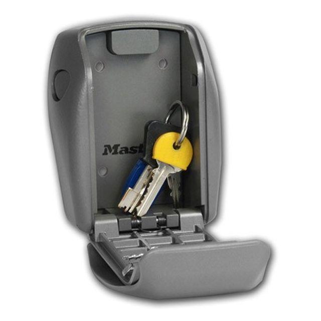 master lock mini coffre pour cl s mural 5415d pas cher achat vente verrou cadenas. Black Bedroom Furniture Sets. Home Design Ideas