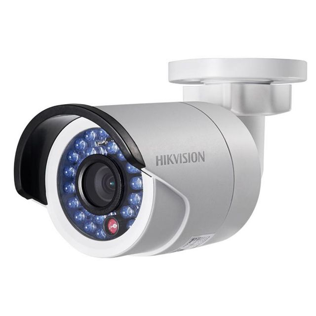 HIKVISION - DS-2CD2020F-I - Caméra IP bullet compacte infrarouge 30m 2MP