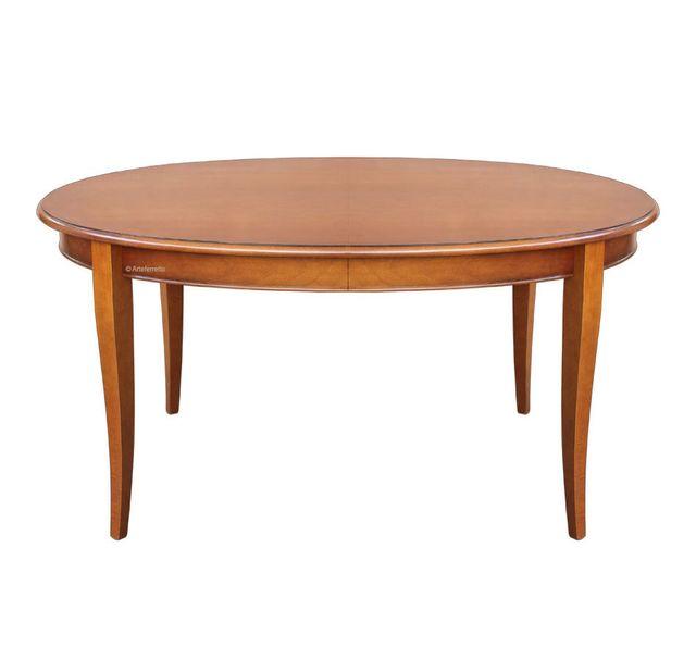 Artigiani Veneti Riuniti Table ovale 160 cm extensible