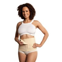 Carriwell - Ceinture de maintien abdominale bio écru S/M