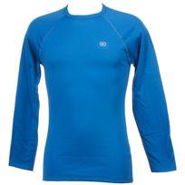 Damart Sport - Sous vêtements thermiques chaud Easybody 4 roy ml tee Bleu 26263