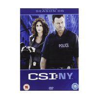 Momentum - Csi: Crime Scene Investigation - New York - Complete - Season 6 Import anglais