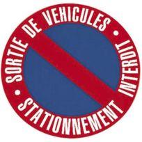 """Altium - Disque """"Stationnement interdit"""