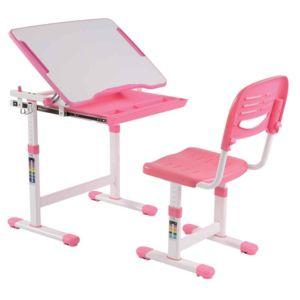 soldes paris prix bureau chaise enfant comfortline 66cm rose pas cher achat vente. Black Bedroom Furniture Sets. Home Design Ideas