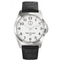 Trendyclassic - Montre Trendy Classic blanche homme Cc1013-01D