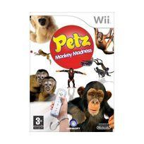 Ubi Soft - Petz: Monkey Madness Wii import anglais
