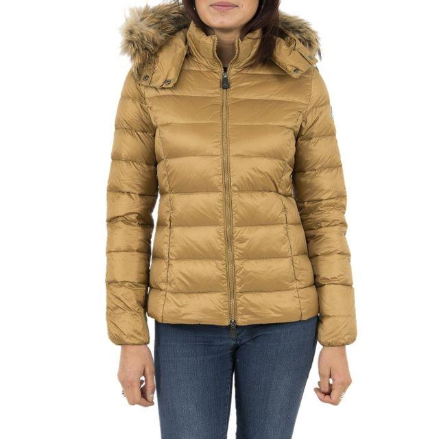 Jott - Doudounes doudoune luxe grand froid beige - pas cher Achat   Vente  Blouson femme - RueDuCommerce caa020c9fab7