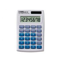 Ibico - Calculatrice double alimentation