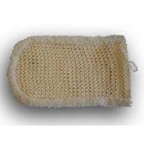Croll Et Denecke - Gant de massage Sisal éponge tricoté