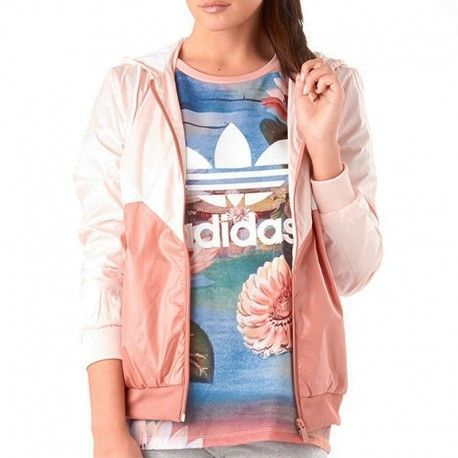 adidas coupe vent femme
