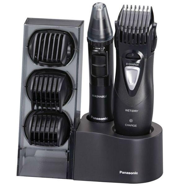 PANASONIC tondeuse à cheveux 4en1 rechargeable - er-gy10cm504