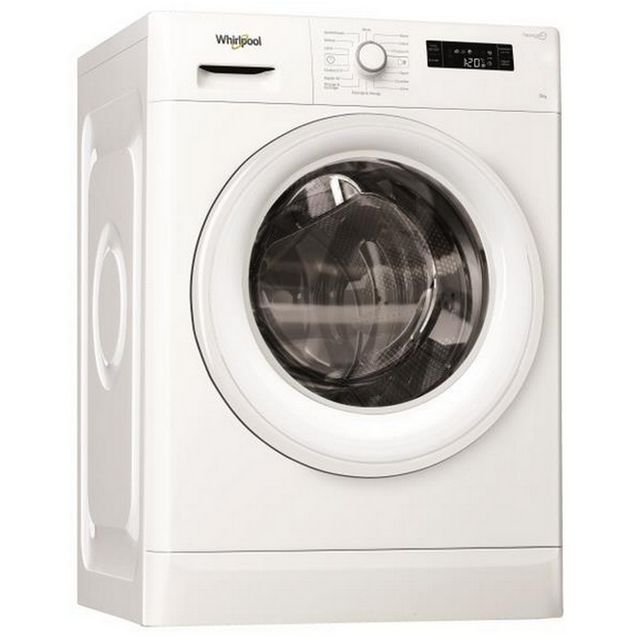 Whirlpool lave-linge frontal 60cm 9kg 1400t a+++ blanc - fwf91483wfr