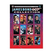 Alfred Pakketbrievenbussen - James Bond Collection violin Violon/Piano - Norman, M & Barry, J - Alfred Publishing