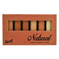 Gloss - Palette de Maquillage Fashion Natural - 8pcs