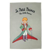 Mon Beau Tapis - Tapis Le Petit Prince Costume Taupe 60x90cm