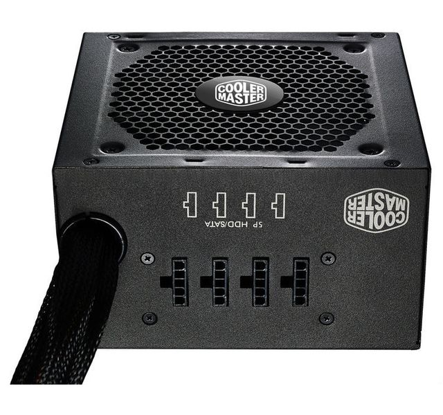 Cooler Master Gm 550 Modulaire