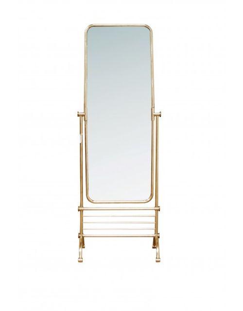 Decoshop Miroir sur pied Dressing