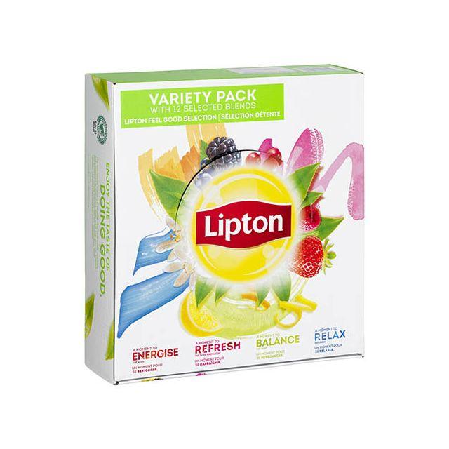 Pas Lipton Vente Thé Parfumé 180 De Cher Sachets Boîte Achat rBdeCxWo