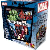 Asmodee Editions - Jeux de société - Cardline Marvel