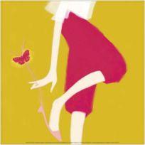 Nouvelles Images - Ballerine papillon / Butterfly Ballet flat / Schmetterling Ballerina , Nicole De Rueda