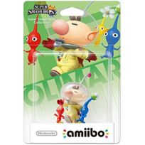 Nintendo - Amiibo Super Smash Bros Olimar et Pikmin Wii U
