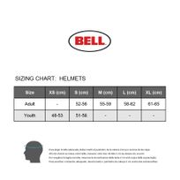Bell - Casque Sanction gris vert