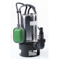RIBILAND - pompe vide-cave eaux chargées 900w + interrupteur flotteur - prpvc900cip