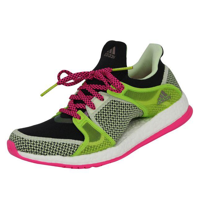 best website 4d44a 38c24 Adidas performance - Pure Boost X Tr W Chaussures Training Femme Multicolor  Noir - pas cher Achat   Vente Chaussures running - RueDuCommerce