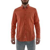 Lee Cooper - Chemise 005393 driss orange Xxxl