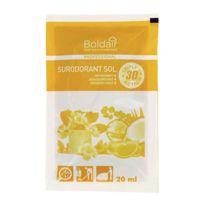 Boldair - détergent sur odorant jardin eté - boite de 100 doses