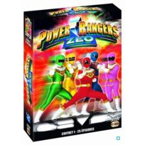 Lcj Editions - Power Rangers : Zeo