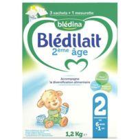 Bledilait - Lait en poudre - 2eme Age - Bag in Box 1.2kg