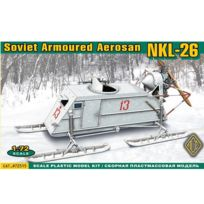 Ace Authentic - Maquette Aéroglisseur soviétique Nkl 26