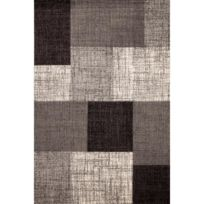 Nazar - Tapis de salon gris 80x150cm Mondo