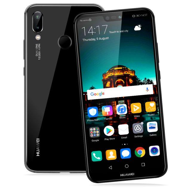 Huawei P20 Lite nova 3e, Noir 4+64Go pas cher - Achat
