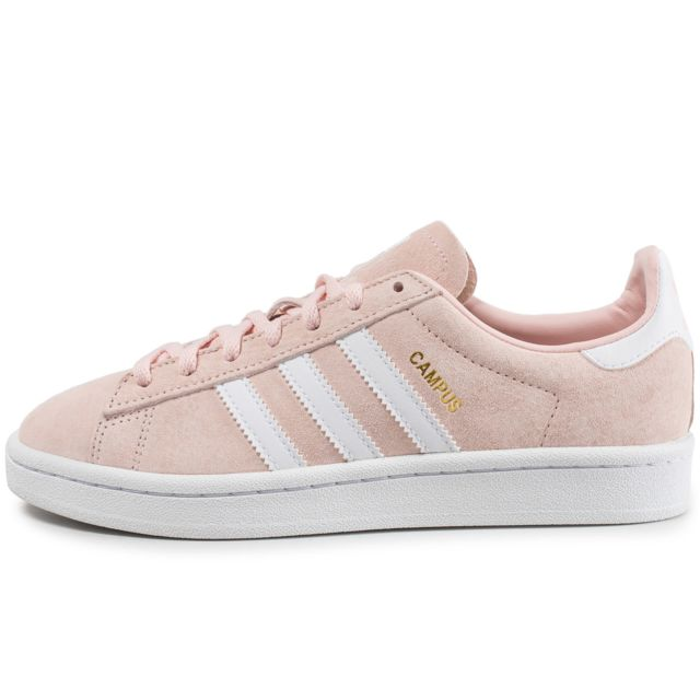 ADIDAS ORIGINALS Baskets Campus femme rose