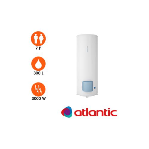 atlantic chauffe eau zeneo 300l stable pas cher achat vente chauffe eau rueducommerce. Black Bedroom Furniture Sets. Home Design Ideas