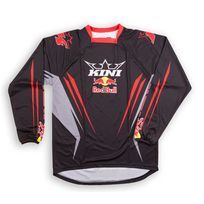 Kini Red Bull - Competition - Maillot manches longues - noir