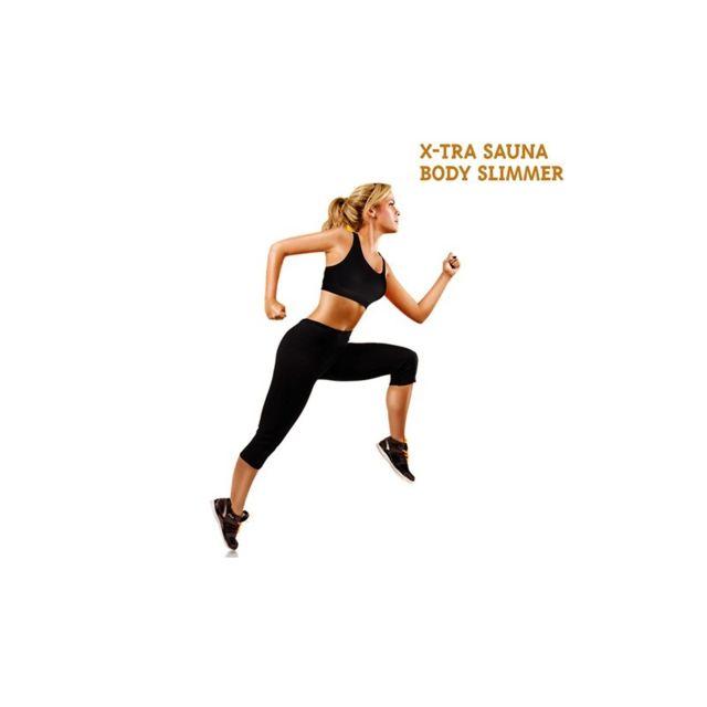 Vimeu-Outillage - Tenue de Sport X-tra Sauna Body Slimmer - Xl