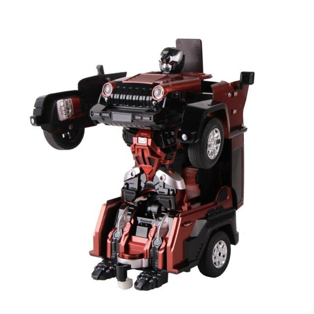 Air Rise Robot Voiture Giant marron