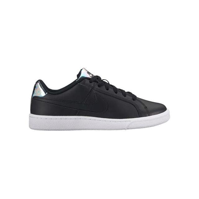 Chaussures Court Pas Nike Noir Multicolour Royale Argent Femme Nn08OXwPk